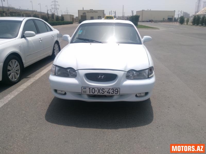 Hyundai Sonata 4000 1996