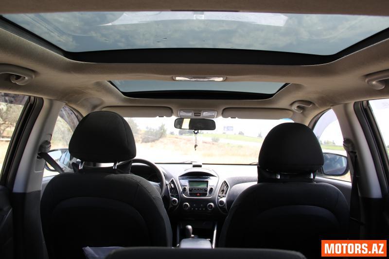 Hyundai ix35 24500 2011