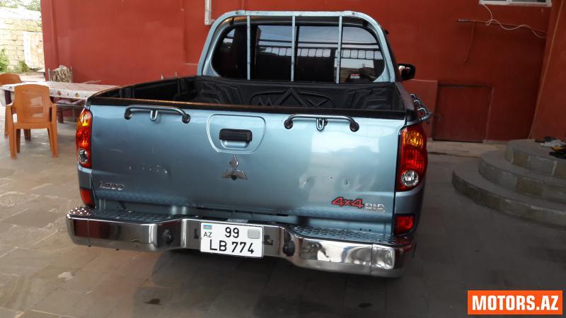 Mitsubishi L200 19500 2008