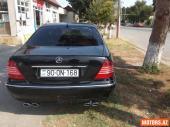 Mercedes-Benz S 350 14700 2004