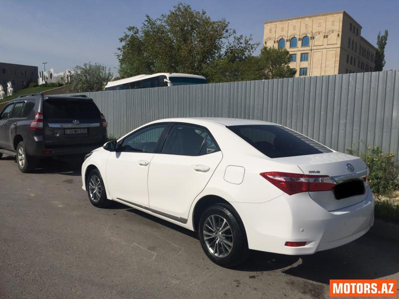 Toyota Corolla 28300 2014