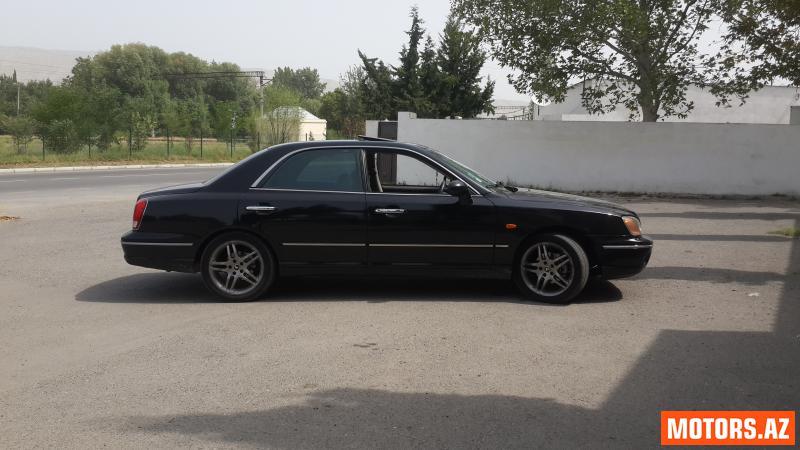 Hyundai XG 30 9700 2001