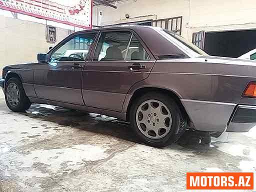 Mercedes-Benz A 190 5500 1991