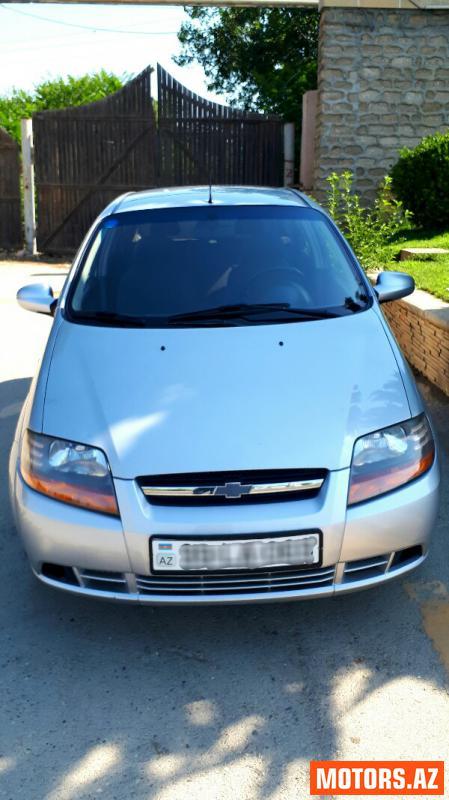 Chevrolet Aveo 8000 2006