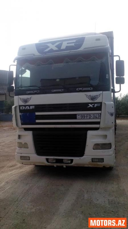 DAF 95 XF 50000 2006