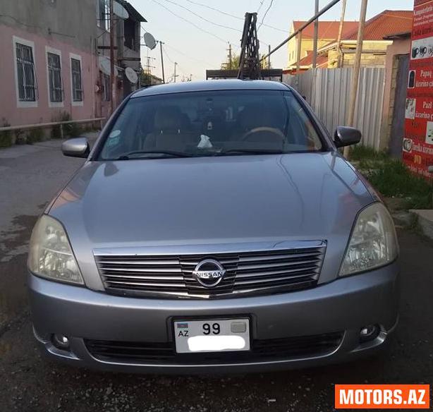 Nissan Teana 12300 2005