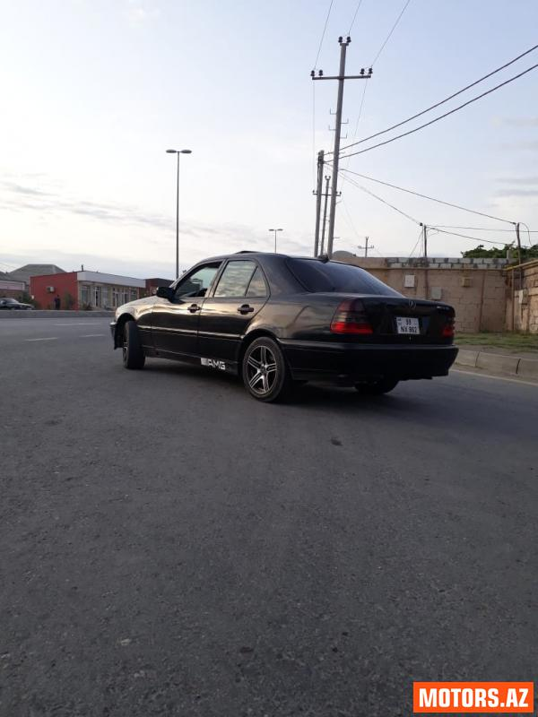 Mercedes-Benz C 230 12300 1999