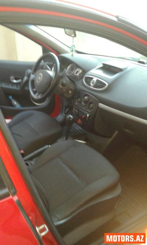 Renault Clio 10800 2007