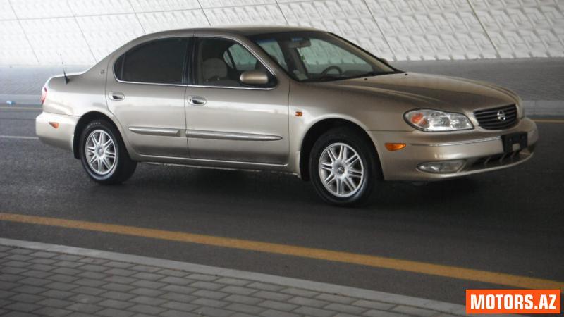 Nissan Maxima 9300 2004