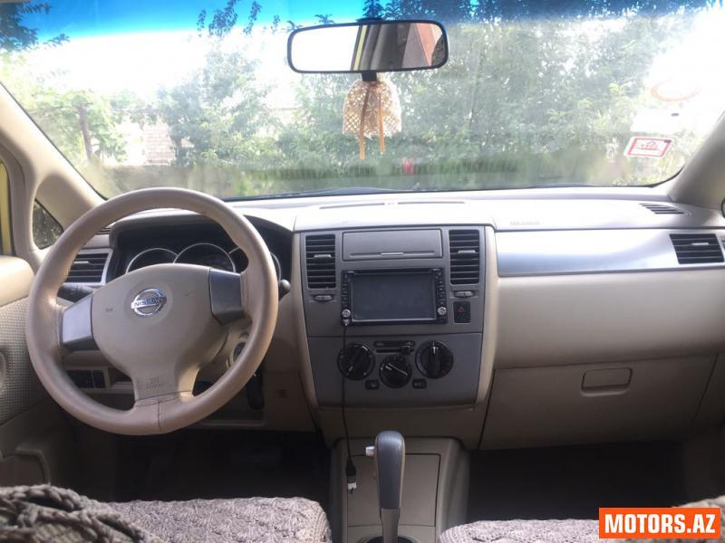 Nissan Tiida 11000 2006