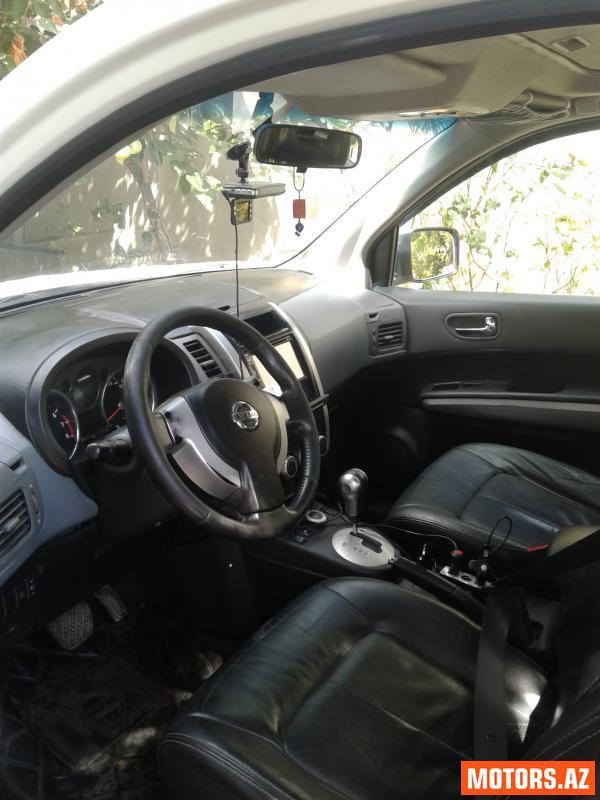 Nissan X-Trail 18500 2008