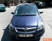 Opel Zafira 15000 2006