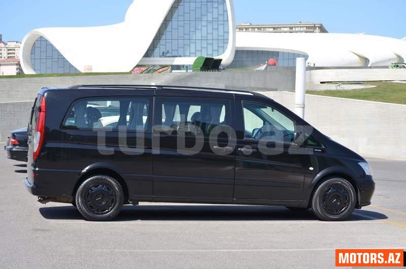 Mercedes-Benz Vito 39700 2013