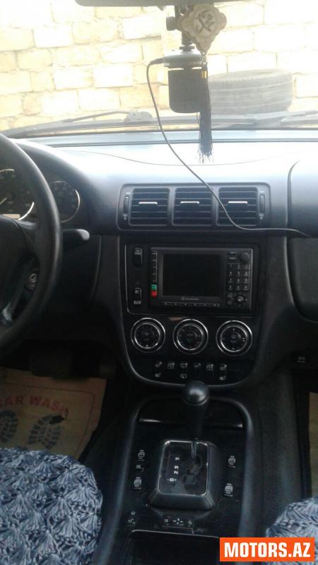 Mercedes-Benz ML 350 16200 2003