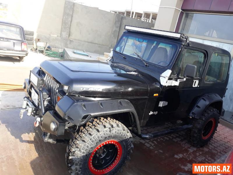 Jeep Wrangler 13000 1995