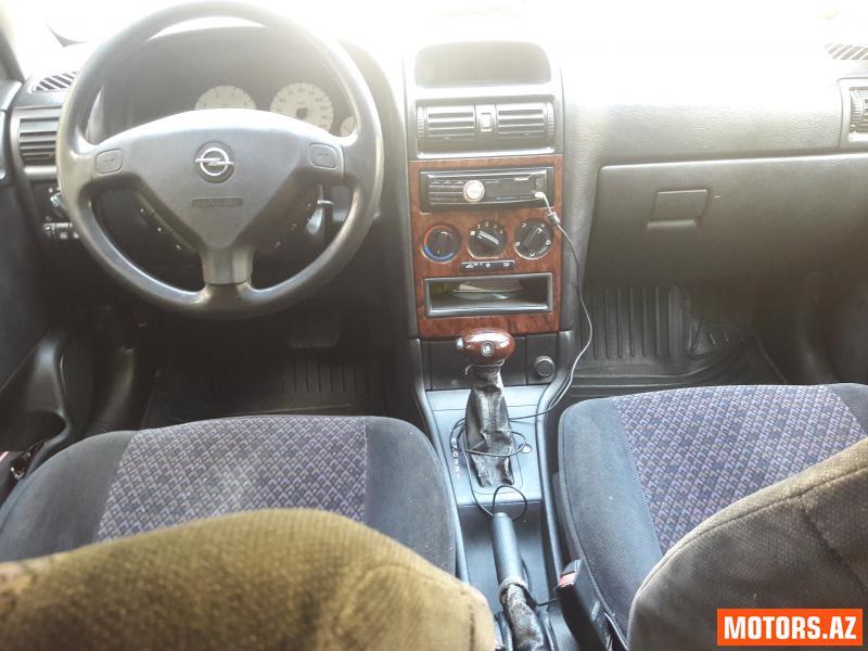 Opel Astra 7550 1999