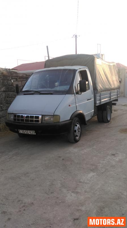 Gaz Gazel 2900 1998