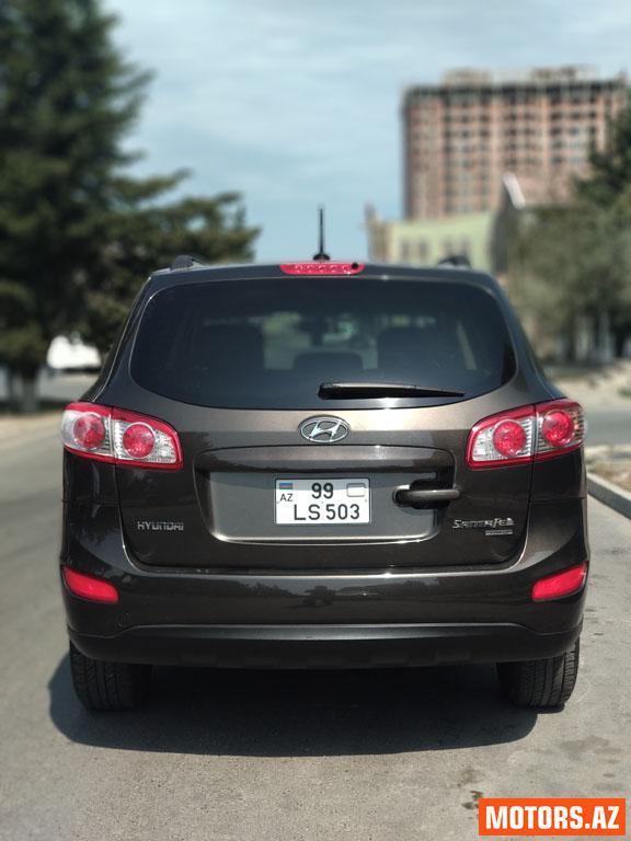 Hyundai Santa Fe 25000 2011