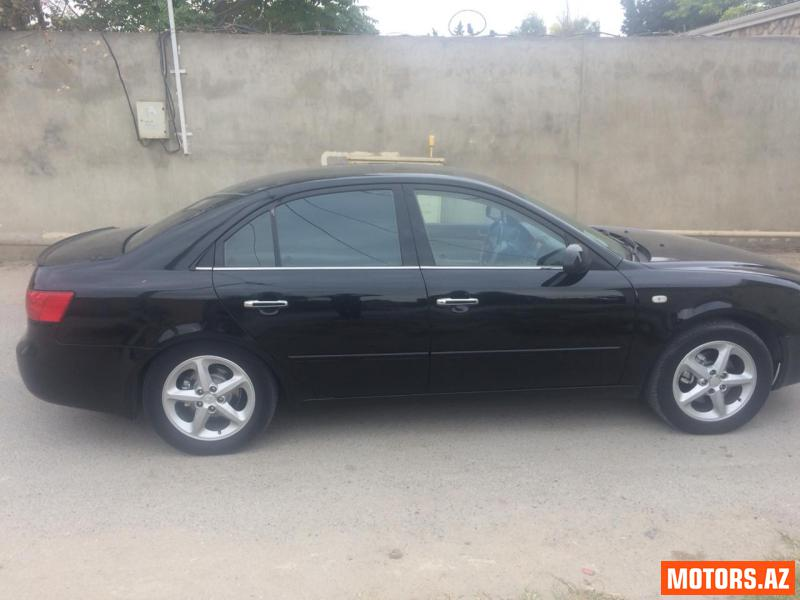 Hyundai Sonata 12500 2006