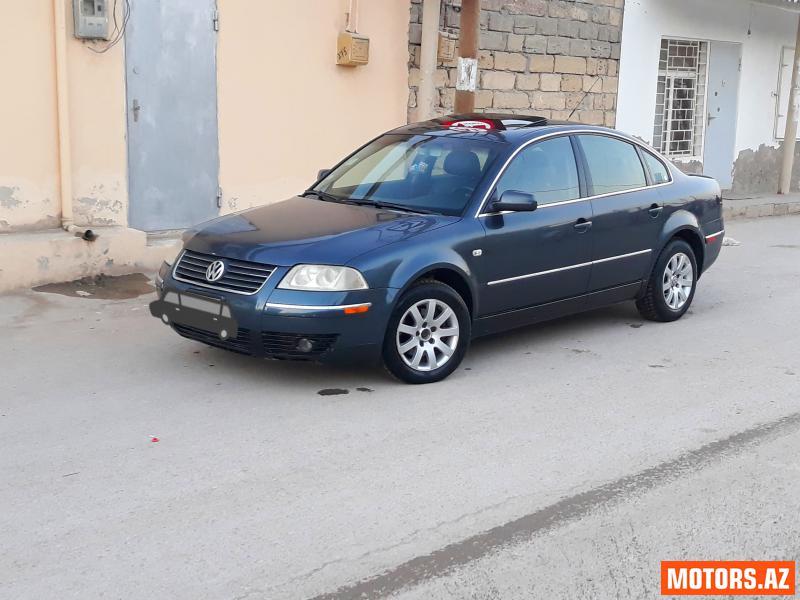 Volkswagen Passat 6900 2003
