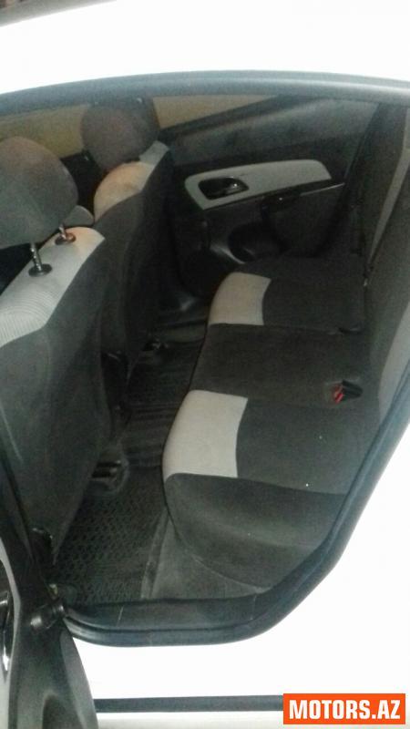 Chevrolet Cruze 13500 2013