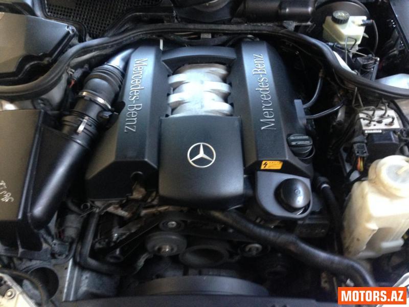 Mercedes-Benz E 240 10000 1998
