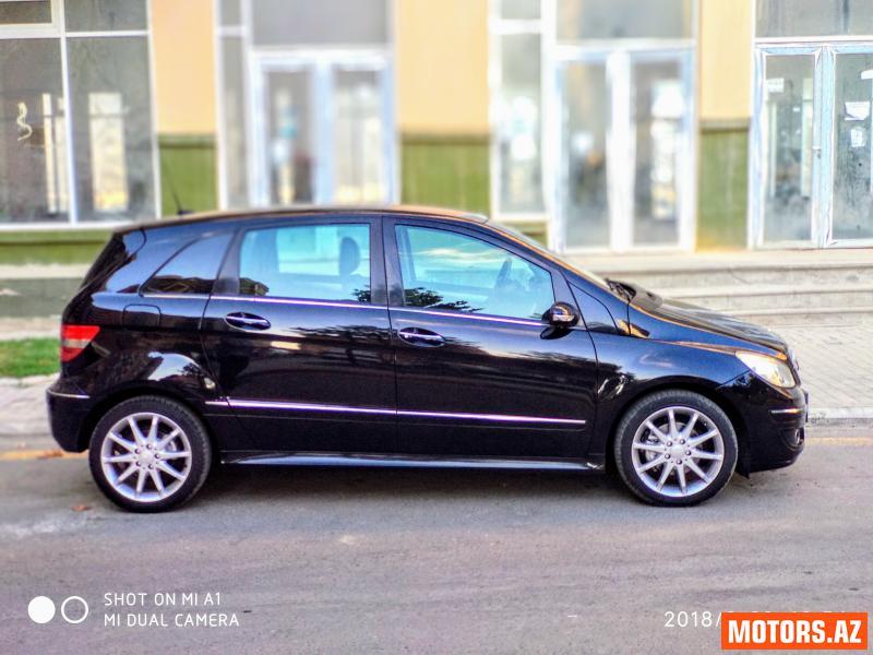 Mercedes-Benz B 170 14900 2007