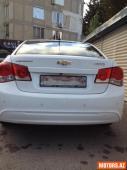 Chevrolet Cruze 16800 2012