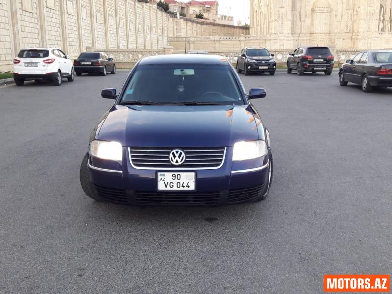 Volkswagen Passat 7700 2002
