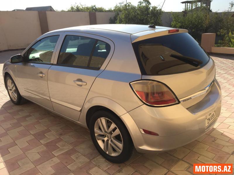 Opel Astra 12500 2008