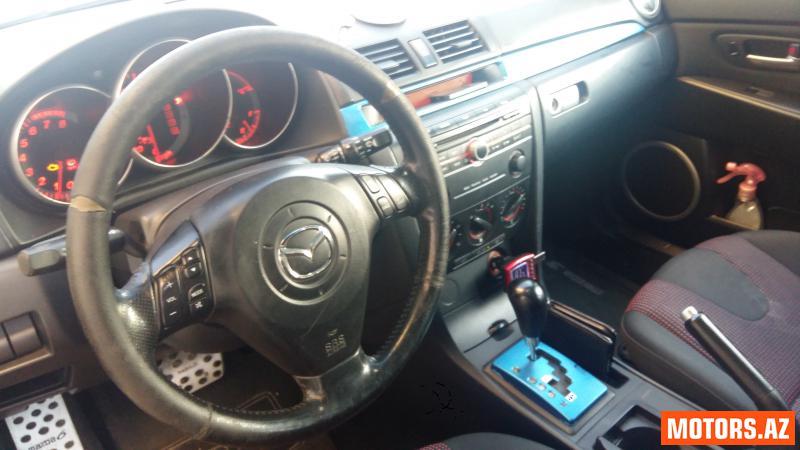 Mazda 3 10600 2005