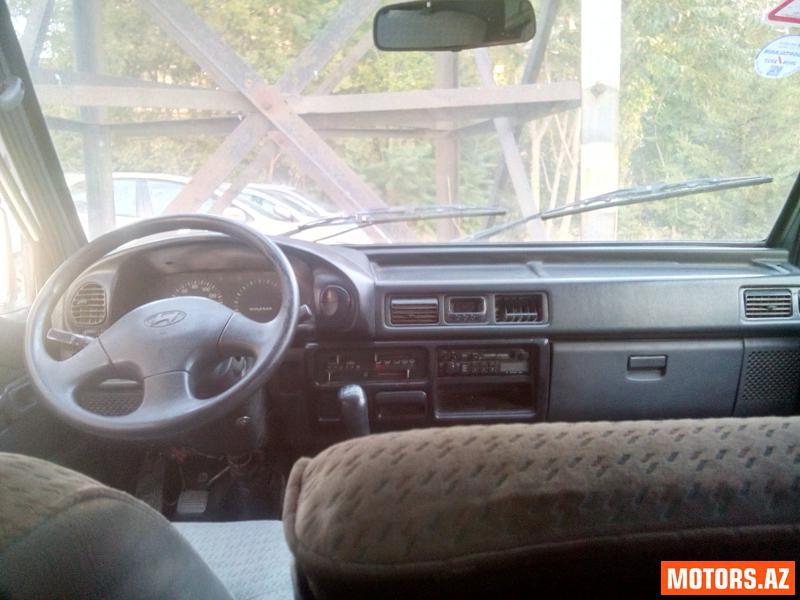 Hyundai H 100 6500 1995