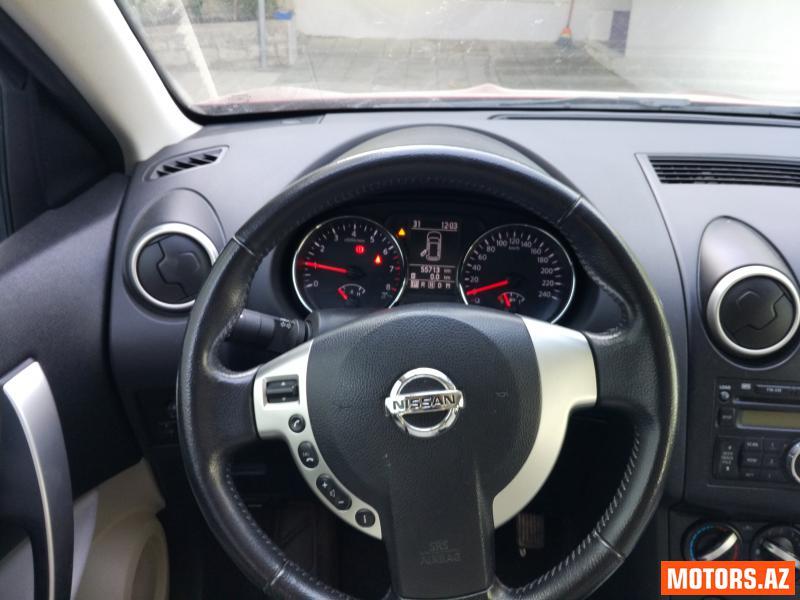 Nissan Qashqai 25000 2011