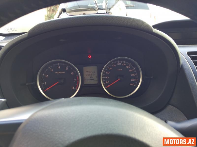 Subaru XV 25000 2012