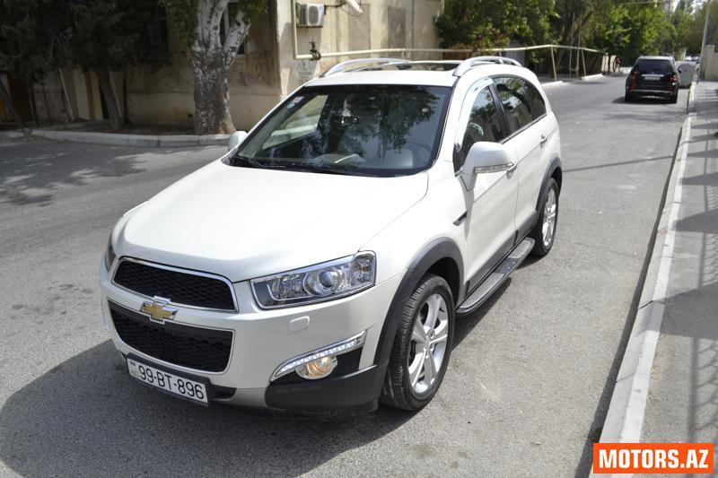 Chevrolet Captiva 30600 2012