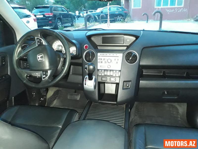 Honda Pilot 20000 2011