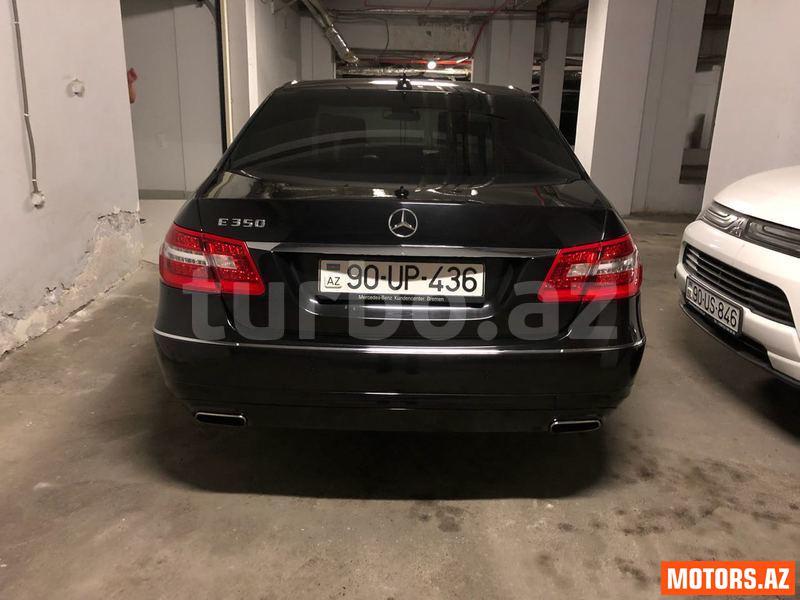Mercedes-Benz E 200 26000 2012