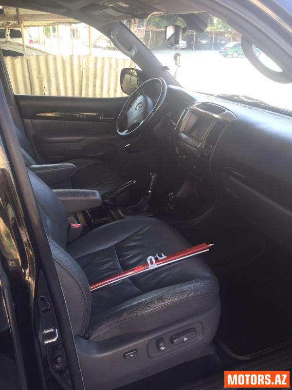 Lexus GX 470 21000 2008