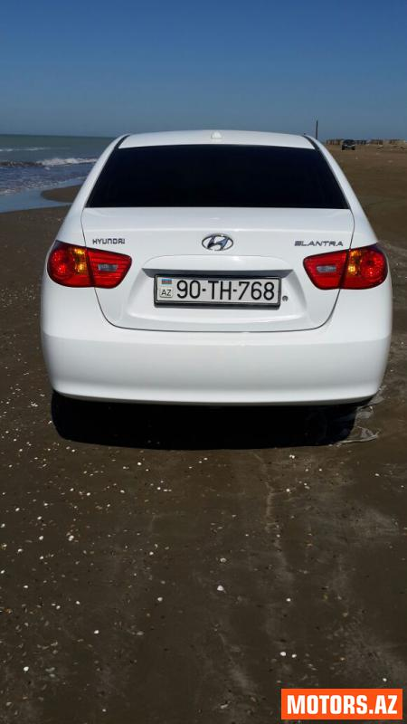Hyundai Elantra 14500 2008