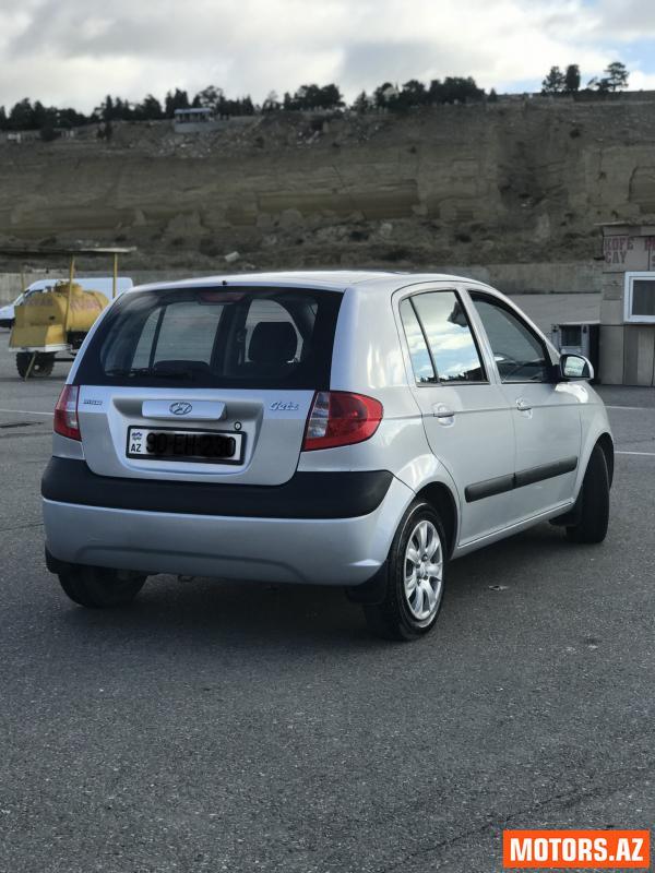 Hyundai Getz 11400 2008