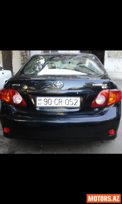 Toyota Corolla 15800 2008