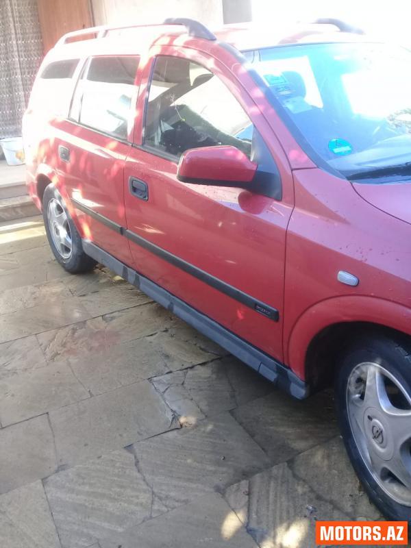 Opel Astra 7200 1998