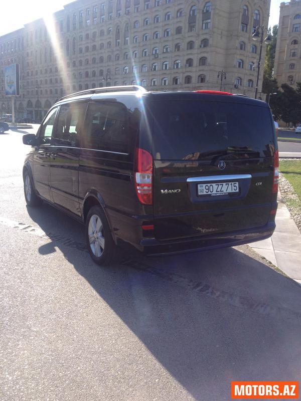 Mercedes-Benz Viano 57000 2012
