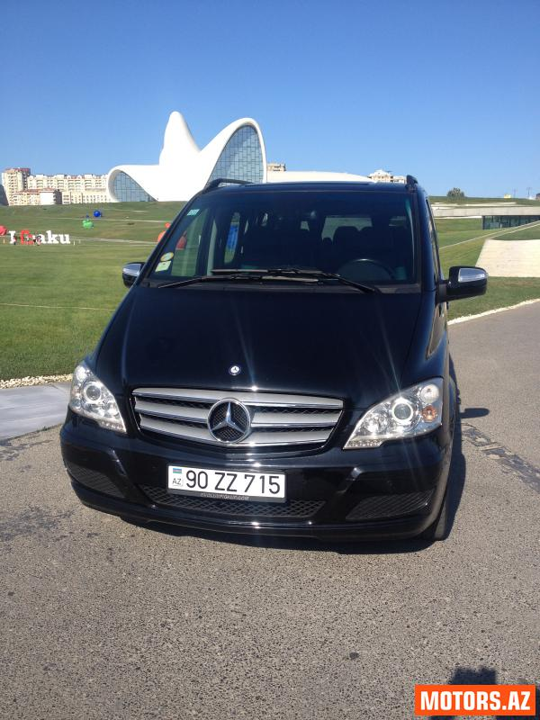 Mercedes-Benz Viano 57000 2012