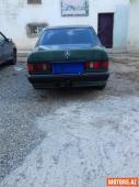 Mercedes-Benz 190 5700 1991