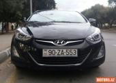 Hyundai Elantra 21500 2014