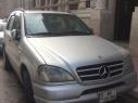 Mercedes-Benz ML 320 11000 2001