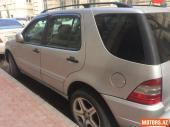 Mercedes-Benz ML 320 11000 2001