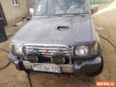 Mitsubishi Pajero 10000 1991