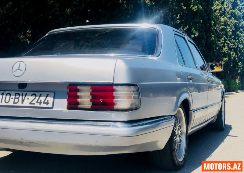 Mercedes-Benz S 280 4500 1989